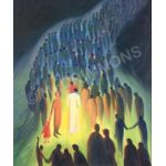 Christ Among His People - Banner