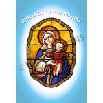 Our Lady of the Rosary - Banner BAN1162