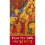 Praise to the Lord of the Harvest Message Banner