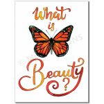 What is Beauty: What is beauty - Banner BAN664