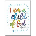 What is Beauty: I am a child of God - Banner BAN670