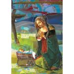 Rejoice Banners - Mary (Incarnation)