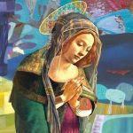 Rejoice Banners - Mary (The Magnificat)
