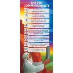 The Ten Commandments - Banner BANRM06