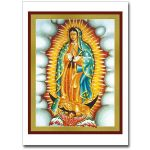 Our Lady of Guadalupe Icon Card (CA5160)
