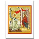 The Annunciation Icon Cards (CA6772)