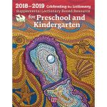 Celebrating the Lectionary® for Preschool and Kindergarten 2018-2019