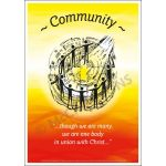 Core Values: Community Poster