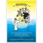 Core Values: Honesty Poster
