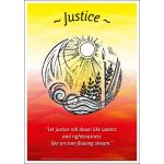 Core Values: Justice Poster
