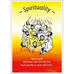 Core Values: Spirituality Poster