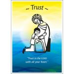 Core Values: Trust Poster