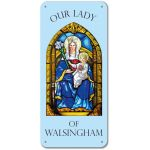 Our Lady of Walsingham - Display Board 1159