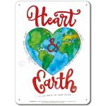 Be the Change: Heart & Earth - Display Board 656