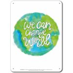 Be the Change: We can change the World - Display Board 663