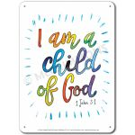 What is Beauty: I am a child of God - Display Board 670