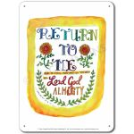 Love Scripture: Return to me and I will return to you… - Display Board 683