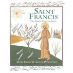 Saint Francis the Good Man of Assisi.