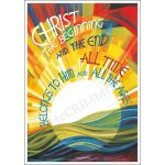 Christ the Beginning and the End Poster