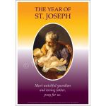 Year of St Joseph Poster - PB2021A