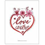Love Scripture A3 Poster Collection
