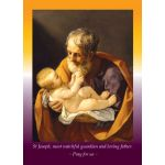 Year of St Joseph Prayercard - PC2021A