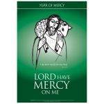 I lay down my life - Year of Mercy Poster