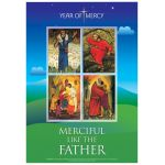 Merciful like the Father - Year of Mercy Poster