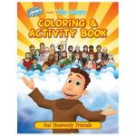 The Saints Colouring & Activity Book