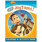 Joy Toons! Colouring & Activity Book
