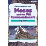 Moses and the Ten Commandments Big Book