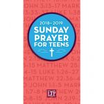 Sunday Prayer for Teens 2018-2019