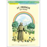St. Francis of Assisi - Poster A3 (STP1070)