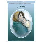 St. Mary - Poster A3 (STP1142)