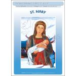 St. Mary - Poster A3 (STP1145B)