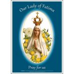 Our Lady of Fatima - Poster A3 (STP1157)