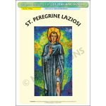 St. Peregrine - Poster A3 (STP1191)