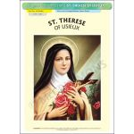 St. Therese of Lisieux - Poster A3 (STP1197)