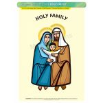 Holy Family - A3 Poster (STP714)
