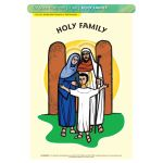 Holy Family - A3 Poster (STP714B)