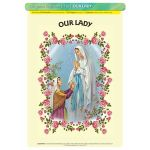 Our Lady  - A3 Poster (STP716B)
