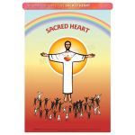 Sacred Heart - A3 Poster (STP729)