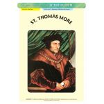 St. Thomas More - A3 Poster (STP754)