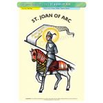 St. Joan of Arc - Poster A3 (STP870)