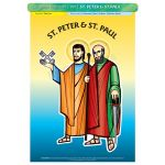 St. Peter & St. Paul - A3 Poster (STP997BY)