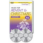 TreeTops Music for Advent & Christmas (A1)