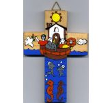 Noah's Ark (2) Cross