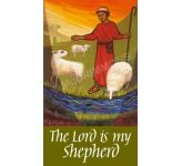 The Lord is my Shepherd - Message Banner