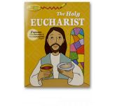 The Holy Eucharist Colouring book
