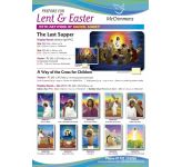 Poster Brochure - Lent and Easter - FREE PDF download